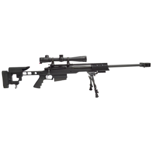 "Armalite AR-30A1 .338 Lapua Magnum 5-Round 26"" Bolt Action Rifle in Black - 301ABT338"
