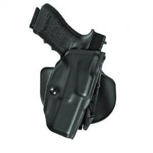 "Safariland 6378 ALS Left-Hand Paddle Holster for Glock 19 in STX Tactical Black (4"") - 6378-283-132"
