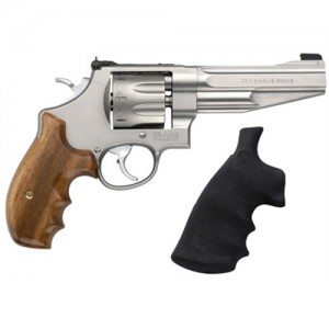 """Smith & Wesson 627 .357 Remington Magnum 8-Shot 5"""" Revolver in Matte Stainless (Performance Center) - 170210"""