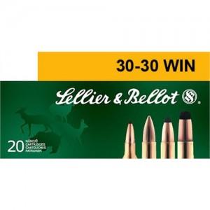Magtech Ammunition .30-30 Winchester Soft Point, 150 Grain (20 Rounds) - SB3030A