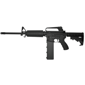 "Olympic Arms K9 9mm 32-Round 16"" Semi-Automatic Rifle in Black - K9"