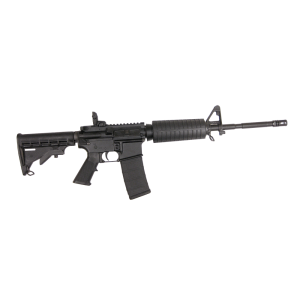 "CMMG M4LE WASP .223 Remington/5.56 NATO 30-Round 16"" Semi-Automatic Rifle in Black - 55AE160"
