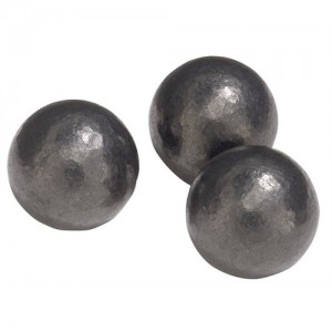 Speer Round Lead Balls 50 Cal 182 Grain 100/Pack 5140