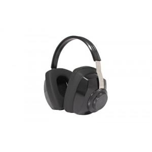 Radians Competitor Earmuff, Black, Nrr 26 Cp0100cs
