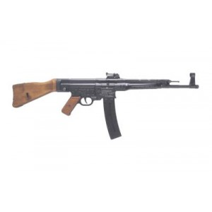 """American Tactical Imports Schmeisser STG-44 .22 Long Rifle 25-Round 16.5"""" Semi-Automatic Rifle in Black - GERGSTG44"""