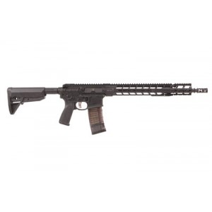 "Primary Weapons Systems Mk1 Mod 2, Carbine, Semi-automatic, 223 Rem/556nato, 16.1"" Stainless Steel,isonite Treated, Button Rifed, 1:8 Twist Barrel, Black Magpul Moe Stock, Magpul Backup Flip Sight, 30rd, Enhanced Charging Handle, Pws Bolt Carrier Group, M"