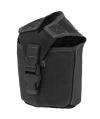 1-Qt Canteen Pouch Color: Black