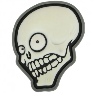 Look Skull 2.22  x 2.7  (Glow)