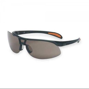 S4201X Uvex Protégé, Frame Color: Metallic Black, Lens Coating: Uvextra AF, Lens Tint: Gray
