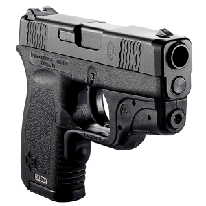 "Diamondback Micro-Compact 9mm 6+1 3"" Pistol in Black - DB9CTC"