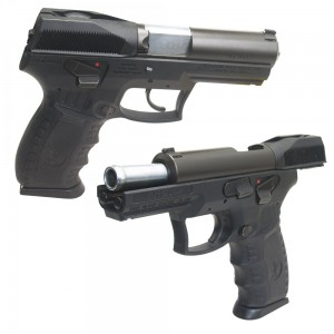 """Pre-Owned Magnum Research - Imported by LSY Defense IMI SP-21 """"BARAK"""".45 ACP 10+1 3.89"""" Pistol in Black - SP21-AA-PO"""