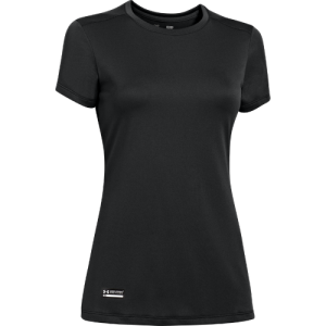 Under Armour Tech Men's T-Shirt in Black - X-Large