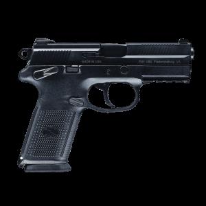 "FN Herstal FNX-40 .40 S&W 14+1 4"" Pistol in Black (Manual Safety) - 66853"