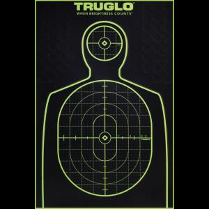 TRU TG13A6 TRU-SEE TARGET HANDGN 6PK