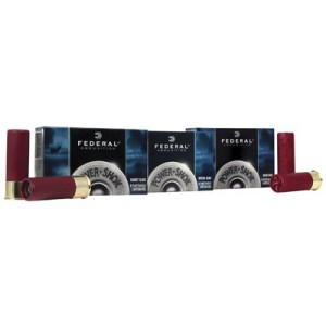"Federal Cartridge Power-Shok .10 Gauge (3.5"") Slug (Rifled) Lead (5-Rounds) - F103FRS"