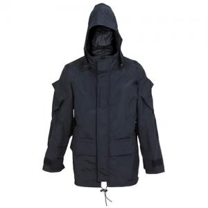 Tru Spec H2O Proof Gen 2 Parka Men's Full Zip Coat in Black - Large