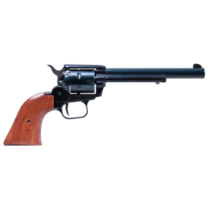 """Heritage Rough Rider Small Bore .22 Long Rifle/.22 Winchester Magnum 6-Shot 6.5"""" Revolver in Blued - R22MB6HOL"""