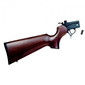 Thompson Center Walnut Encore Rifle Frame w/Blue Finish 1804