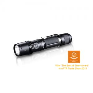 PD SeriesFlashlight 1000 Lumens- Black