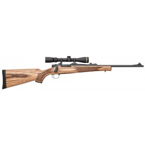 "Remington Model Seven .243 Winchester 4-Round 20"" Bolt Action Rifle in Stainless - 24739"