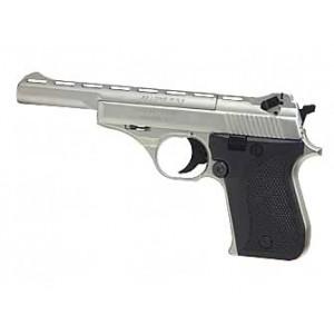 """Phoenix HP22A .22 Long Rifle 10+1 3"""" Pistol in Nickel - HP22ADRMN"""
