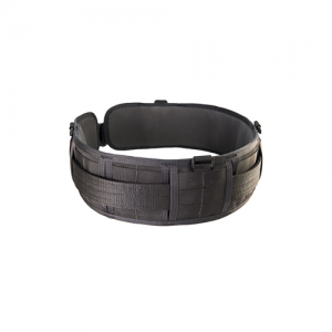 Sure Grip Padded Belt Slotted Color: Black Size: Small