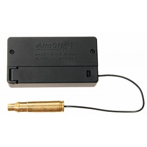 Aimshot, Osprey Int .223 Boresight With External 2 AAA Batteries BSB223