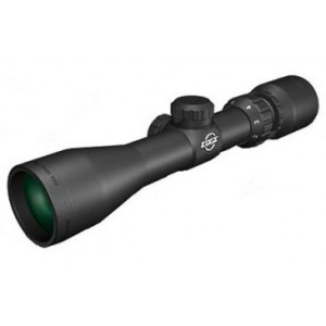 "BSA PS27X28 Pistol/Crossbow 2-7x 28mm 60-16ft@100yds 1"" Tube Black Duplex"