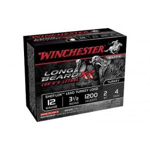 """Winchester Long Beard XR .12 Gauge (3.5"""") 4 Shot (10-Rounds) - STLB12L4"""