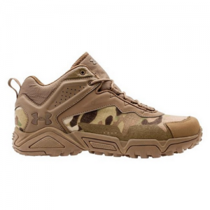 UA Tabor Ridge Low Size: 10 Color: Coyote Brown/Multicam