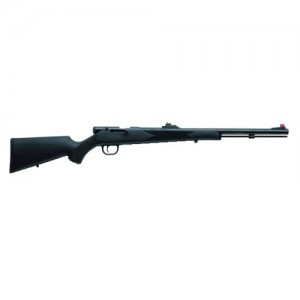 "Traditions 50 Cal/24"" Blued Barrel & Black Synthetic Stock R44003470"