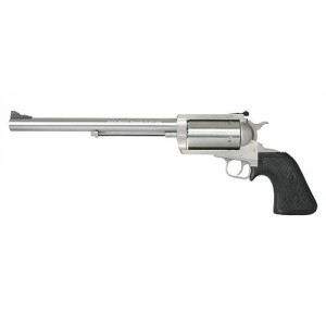 "Magnum Research BFR .460 S&W Magnum 5-Shot 10"" Revolver in Stainless (Long Cylinder) - BFR460SW10"