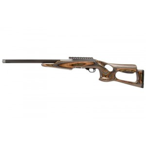 "Magnum Research Magnum Research .22 Winchester Magnum 9-Round 20"" Semi-Automatic Rifle in Blued - MLR22WMB"