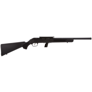 """Savage Arms 64 FV-SR .22 Long Rifle 10-Round 16.5"""" Semi-Automatic Rifle in Blued - 45110"""