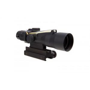 Trijicon Acog Rifle Scope, 3x30, High Red Crosshair 300blk,with Ta60 Mount, Matte Finish Ta33-c-400164