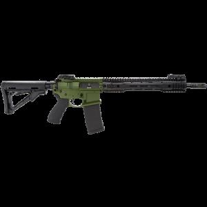 """Franklin Armory M4 L .223 Remington/5.56 NATO 30-Round 16"""" Semi-Automatic Rifle in Black - 1187"""