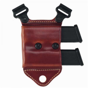 Galco International HCL Magazine Carrier for Shoulder System Magazine Pouch in Tan - HCL24