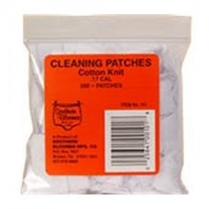 Southern Bloomer 17 Caliber Cleaning Patches 101