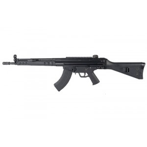 "PTR91 PTR-32 KFR 7.62X39 30-Round 16"" Semi-Automatic Rifle in Black - PTR200"