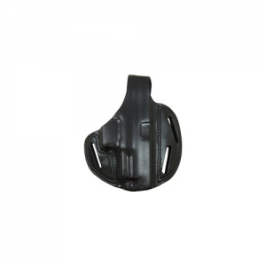 Shadow II Pancake-Style Holster Gun FIt: Springfield XD Compact 9mm,.40 (3  bbl) Hand: Right  Color: Plain Black - 24920