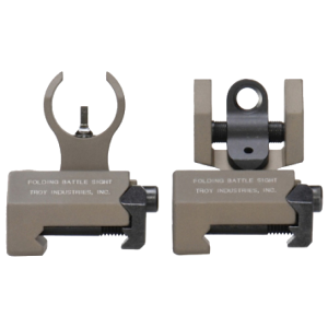 Troy SSIGIARSMFT Battle Sight Micro HK Set Flat Dark Earth