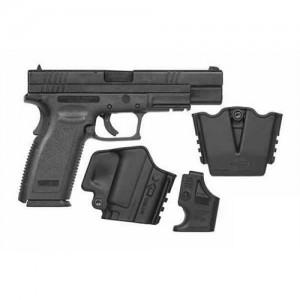 """Springfield XD Tactical 9mm 16+1 5"""" Pistol in Black - XD9401HCSP06"""
