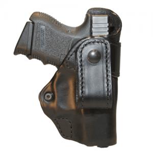 "Blackhawk Inside the Pants Right-Hand IWB Holster for Beretta 92 in Black Leather (5"") - 420400BK-R"