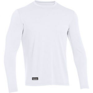Under Armour Tech Men's T-Shirt in White - 3X-Large