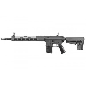 "Kriss Usa, Inc Dmk22, Semi-automatic Rifle, 22lr, 16.5"" Threaded Barrel, Black Finish, 6 Position Stock, Flip Up Front And Rear Sight, 1-15rd Magazine Dm22-cbl00"