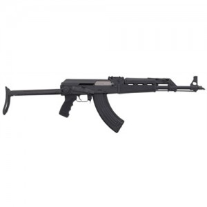 "Century Arms M70AB2T 7.62X39 30-Round 16.25"" Semi-Automatic Rifle in Black - RI1598X"