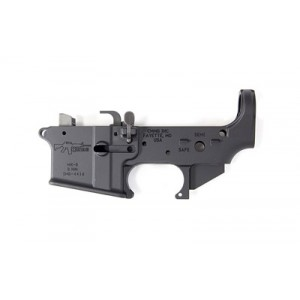 Cmmg Mk9le Lower, Semi-automatic, 9mm, Black Finish, Includes Feed Ramps, Ejector, And Extended Bolt Catch 90ca1c9