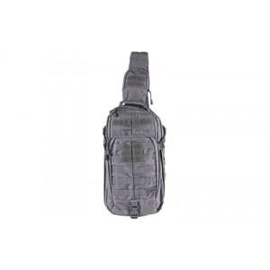 5.11 Tactical Rush MOAB 10 Waterproof Sling Backpack in Storm Grey - 56964