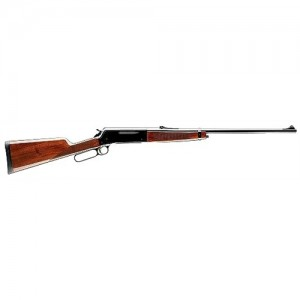 """Browning BLR Lightweight 81 .300 Winchester Short Magnum 3-Round 22"""" Lever Action Rifle in Blued - 34006146"""