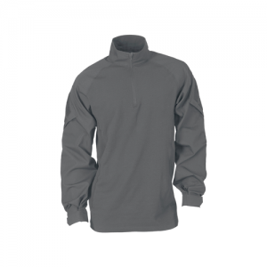 5.11 Tactical Rapid Assault Men's Long Sleeve Shirt in Storm - X-Large